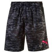 PUMA REPS WVN GRPHIC SHORT pánské sportovní šortky