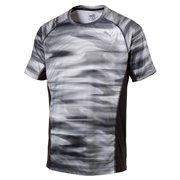 PUMA Graphic ss tee pánské běžecké tričko