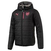 Arsenal FC Reversible Jkt pánská oboustranná zimní bunda