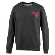 Arsenal FC Graphic Shoe Crew Sweat pánská mikina