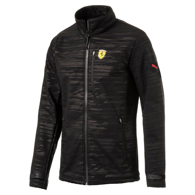 Ferrari SF Softshell Jacket pánská bunda
