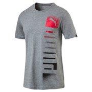 PUMA Brand Shade Logo Tee pánské tričko