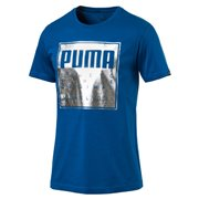 PUMA Brand Slogan Tee pánské tričko
