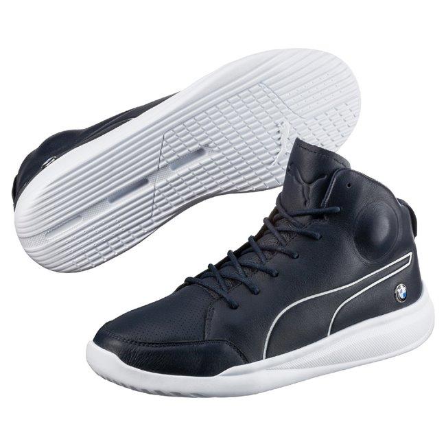BMW MS Casual Mid pánské kotníkové boty