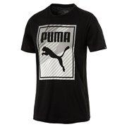 PUMA Brand Box Logo Tee pánské tričko
