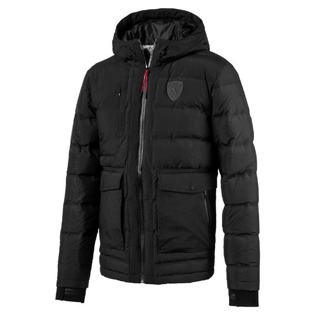Ferrari Down Jacket pánská zimní bunda
