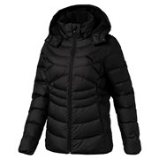 PUMA Ess 400 Hooded Down Jacket W dámská zimní bunda