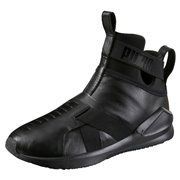 PUMA Fierce Strap Leather Wns dámské boty