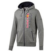 Red Bull Racing RBR Hooded Sweat Jacket pánská mikina s kapucí