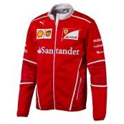 Ferrari SF Team Softshell Jacket pánská bunda