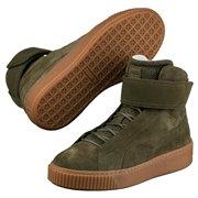 PUMA Platform Mid OW Wns dámské kotníkové boty