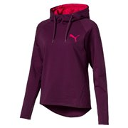PUMA ACTIVE ESS Hooded Cover up W dámská mikina