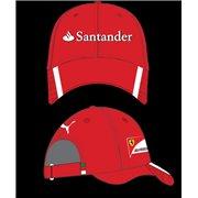 Ferrari Replica Team Cap kšiltovka