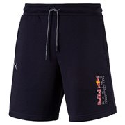 PUMA Red Bull Logo Sweat Shorts šortky