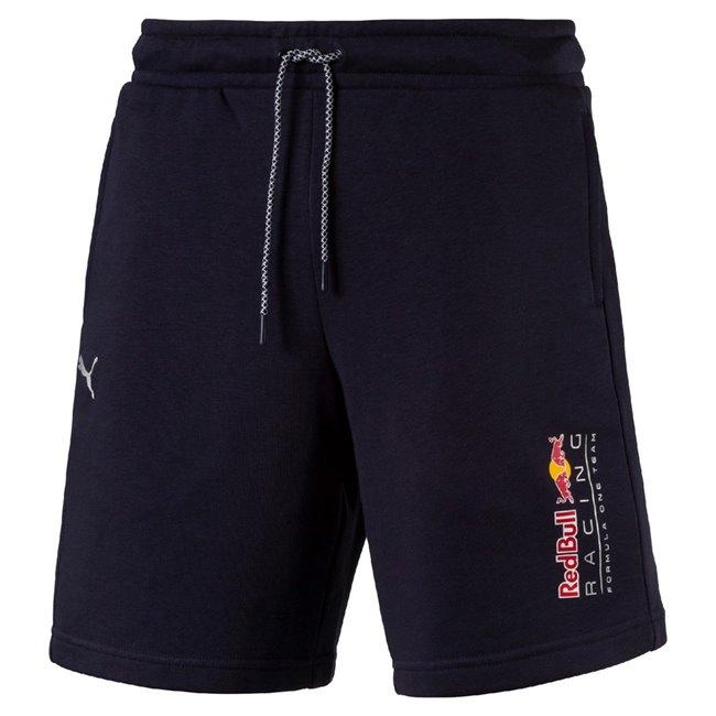 PUMA Red Bull Logo Sweat Shorts šortky