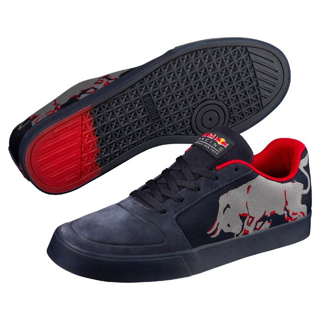 PUMA Red Bull RBR Wings Vulc Bulls boty