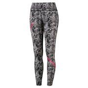 PUMA Graphic Long Tight dámské elastické kalhoty