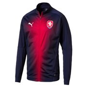 PUMA CZECH REPUBLIC StadiumJacket pánská bunda