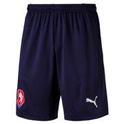 PUMA CZECH Training Shorts pánské šortky