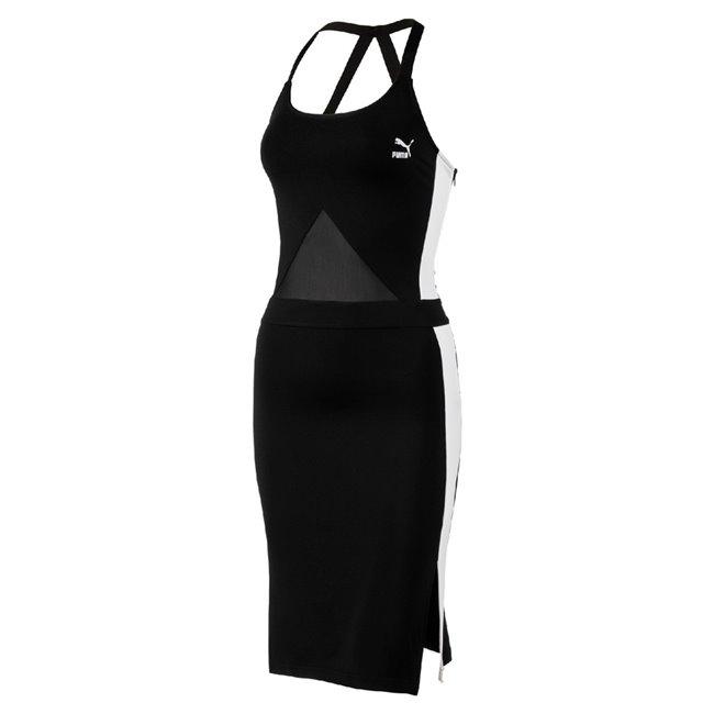 PUMA Archive T7 Dress dámské šaty