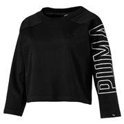 PUMA FUSION Cropped 7 8Sweatshirt dámské tričko
