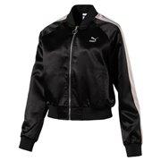 PUMA En Pointe Satin T7 Jacket dámská bunda