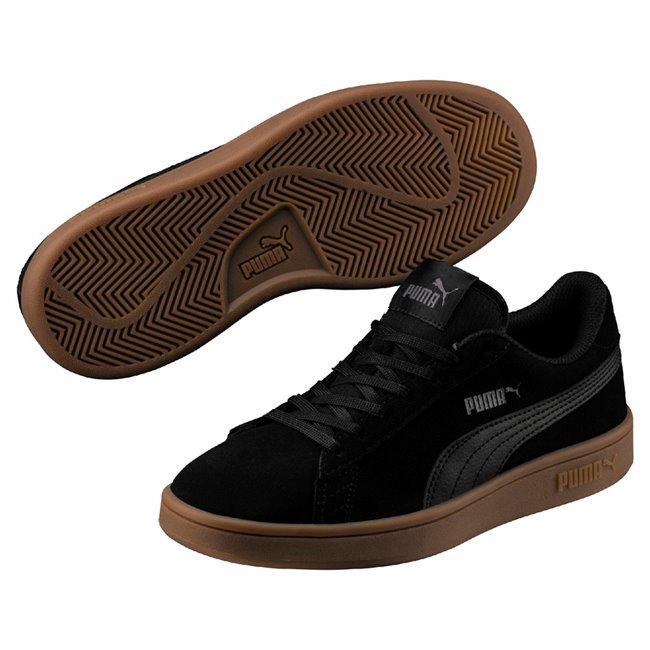 PUMA Smash v2 SD dámské boty, Barva: černá, Materiál: Svršek: useň, Podešev: guma - Objednejte nyní online na Pumashop.cz.