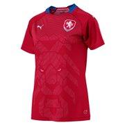 PUMA CZECH REPUBLIC Wms HomeShirt dámské tričko