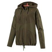 PUMA TRANSITION FZ Jacket dámská bunda