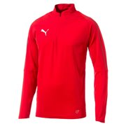 PUMA FINAL Training 1 4 Zip Top pánská mikina