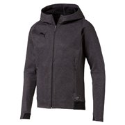 PUMA FINAL Casuals Hooded Jacket pánská mikina