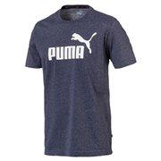 PUMA Essentials Heather Tee pánské tričko
