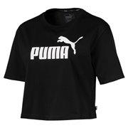 PUMA Essentials Cropped Tee dámské tričko