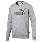 PUMA Essentials Fleece Crew Sweat pánská mikina