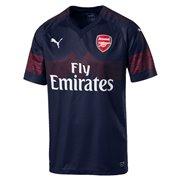 Arsenal FC AWAY Shirt Replica SS pánské tričko