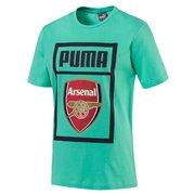 Arsenal FC Fan bavlna Tee pánské tričko