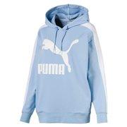 PUMA Classics Logo T7 Hoody dámská mikina s kapucí