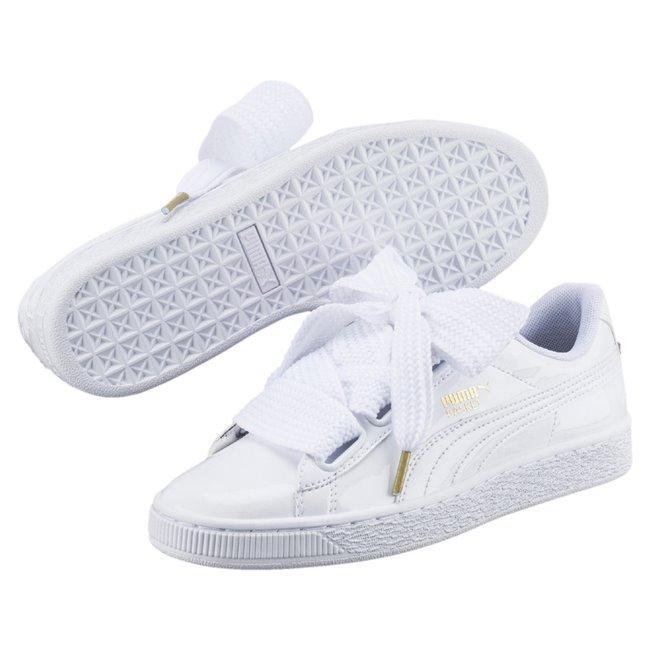 PUMA Basket Heart Patent Wns dámské boty