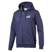 PUMA Essentials Fleece Hd Jkt pánská bunda