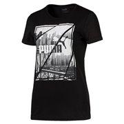 PUMA Photoprint Tee dámské tričko
