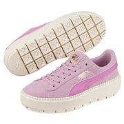 PUMA Suede Platform Trace dámské boty