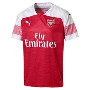 Arsenal FC HOME Shirt Replica SS pánské tričko