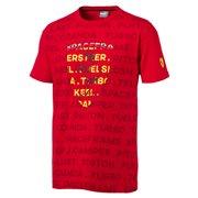 Ferrari SF Big Shield Tee pánské tričko