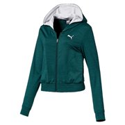 PUMA Soft Sports Drapey Jacket dámská bunda