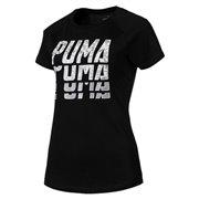 PUMA Font Graphic Tee dámské tričko