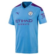 Manchester City HOME Shirt Replica SS tričko