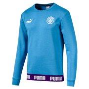 Manchester City MCFC FtblCulture Sweater pánská mikina