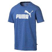 PUMA Essentials+ Heather Tee pánské tričko