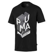 PUMA Graphic effect interest pánské tričko