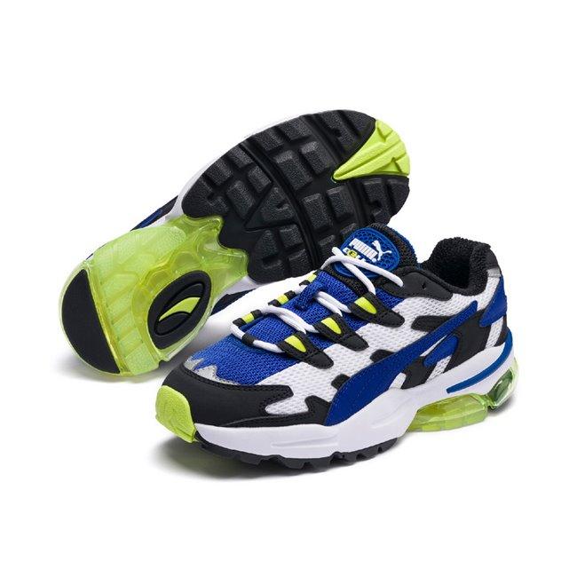 PUMA Cell Alien OG dámské boty, Barva: černá, Materiál: syntetická vlákna, Sportovní boty řady CELL čerpají inspiraci od svých předchůdců z 90. let. Mají inovativní podrážku, která pevně drží s povrchem, vnitřní stélka je vyrobena ze speciální pěny SoftFoam+, takže maximální pohodlí je zaručeno. Vhodná obuv pro každého do každého dne. - Objednejte nyní online na Pumashop.cz.